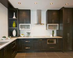 Cuisine 024 Armoire Design, Decoration, Kitchens, Kitchen Cabinets, Home Decor, Kitchen Design, Trendy Tree, Kitchen Things, Kitchen Armoire