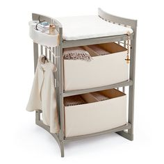 Changing Table Stokke (practical & can change baby with feet facing you)