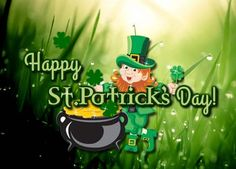 Wish your loved ones a very happy #StPatricksDay with this magical #ecard. www.123greetings.com