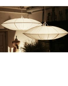 Loving these lamps from Artilleriet