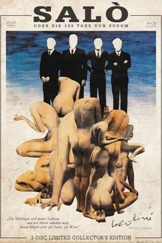 Salò, o le 120 giornate di Sodoma - Poster