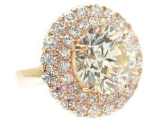 Queen Lady Diamond Ring