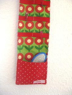 Haarspangenhalter - Haarspangenhalter - ein Designerstück von KleiKile bei DaWanda