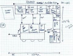 U Shaped Kitchen Layout Dimensions is a 10'x15' kitchen too small for u-shape? - kitchens forum