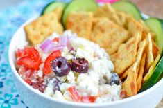 Healthy Dip Recipes, Cheese Dip Recipes, Best Appetizer Recipes, Hot Appetizers, Healthy Dips, Yummy Recipes, Homemade Cheese Sticks, Cottage Cheese Dips, Ham And Cheese Roll Ups
