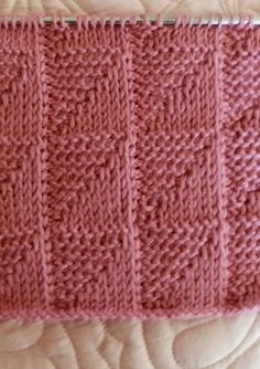 One Yarn After Another--- Tunisian crochet-a-long