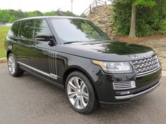 2015 Land Rover Range Rover 5.0L V8 Supercharged Autobiography ...