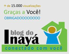 Blog do Inayá: Obrigado!!!!!