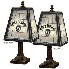 JD Glass Desk Lamp