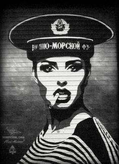 'Manchester - cool street art