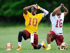 info for 5738d c27a3 RG3 Already Making the Redskins Seem Exciting Robert Griffin Iii,  Washington Redskins, Gossip