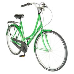 The Hollandia Amsterdam V bike offers the authentic Amsterdam experience for those who think the journey is half the fun. This 3 speed city bike is great for recreational and commuting rides.