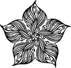 starfish tattoos designs tribal | Starfish Tattoos