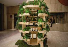 Imagine ter um jardim vertical dentro de casa em que você pode até plantar seus próprios alimentos. Isso já existe. Saiba mais!