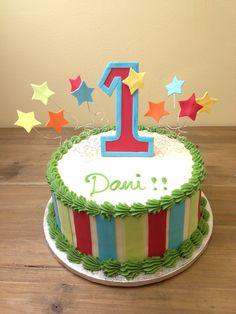 Number 1 cake!!!