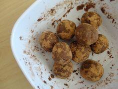 Healthy Peanut Butter Protein Cake Pop Recipe