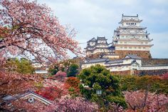 Himeji Castle (姫路城) in Spring | by どこでもいっしょ