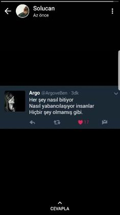 (notitle) - mavibisiklet / Emrah Yakin - #Emrah #mavibisiklet #notitle #Yakin Tumblr Love, Tumblr Posts, True Quotes, Best Quotes, Happy B Day, Meaningful Words, Insta Story, True Words, Cool Words