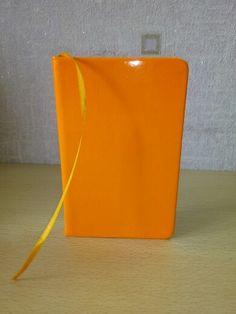 оранжевый Блокнотик