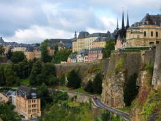 Luxembourg — Feel like royals during your honeymoon in Luxembourg. With more than 100 castles spread throughout the tiny country, you'll have plenty of stunning architecture to explore. While in Luxembourg City, take a romantic bike tour and stop by the Grand-Ducal Palace, or venture north to the breathtaking Vianden Castle.