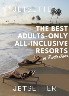 Planning your next spring break getaway? In the mood for a romantic escape for two? When only an adults getaway will do, these five best all-inclusive resorts in Punta Cana deliver. Punta Cana All Inclusive, Adult Only All Inclusive, Best All Inclusive Resorts, Dream Vacation Spots, Dream Vacations, Best Spring Break Destinations, Greece Vacation, Places To Travel, Travel Destinations