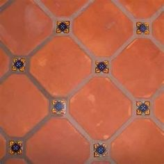 saltillo tile and hand painted spanish tile