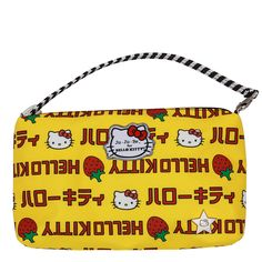 Be Quick - Strawberry Stripes - Ju-Ju-Be Changing Bags * Smart Bags for Smart People Jj Cole, Petunia Pickle Bottom, Smart People, Petunias, Purses And Handbags, Diaper Bag, Hello Kitty, Coin Purse, Strawberry