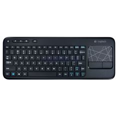 Logitech K400 Wireless Touch Keyboard with Built-In Multi-Touch Touchpad Refurbished