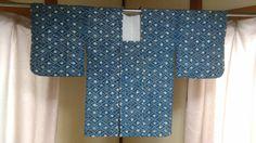 HAORI SALE!! Women's Silk Haori (Kimono Coat), Japanese vintage traditional kimono coat by FlatRiver on Etsy
