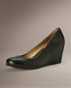 for work: Carson Wedge Pump - The Frye Company