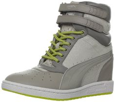 830a4ba65e3 Puma Women Sky Wedge Animal Grey Green « Sneaker Dr. The Store Sneaker Dr.
