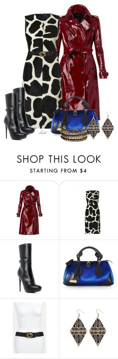 """""""Burberry Runway"""" by christa72 ❤ liked on Polyvore featuring Burberry and VIcenza"""