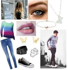 """""""Liam Payne Imagine"""" by futureladydevil ❤ liked on Polyvore"""