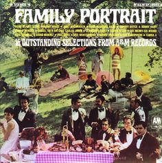 Various: Family Portrait – 16 Outstanding Selections From A&M Records
