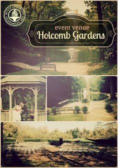 Set alongside the Central Canal between Broad Ripple Village and the #Indianapolis Museum of Art, these 20 acres of formal gardens are open year-round. Holcomb Gardens is an excellent location for your next outdoor event. @Melissa Nordan