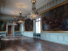 Galerie Natoire Palais Imperial de Compiegne