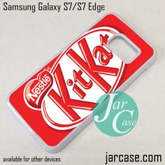 Kitkat Phone Case for Samsung Galaxy S7 & S7 Edge