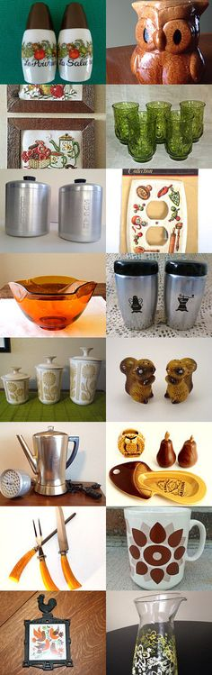 In The Kitchen With TeamKitsch. by livingavntglife on Etsy--Pinned with TreasuryPin.com
