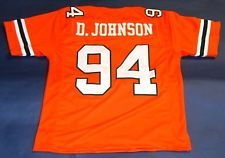 Dwayne Johnson Jersey