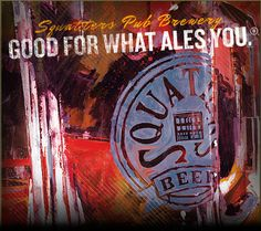 Squatters Pub Brewery - Hall of Fame Winner 147 W., Park City Airport Concourse c Terminal 2 Distillery, Brewery, City Airport, Legal Drinking Age, Park City Utah, University Of Utah, Shop Local, Live In The Now, Lake City