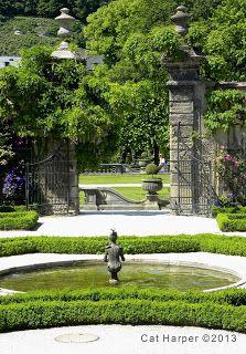 Mirabell Gardens in Salzburg Austria on Shutterbug Traveler