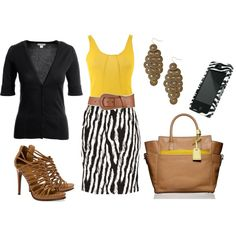 Outfits for work. Polyvore