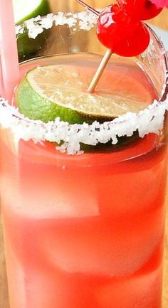 Mexican Sea Breeze Cocktail