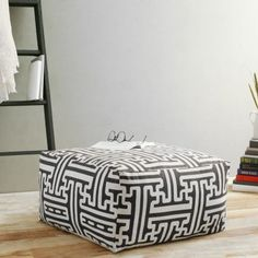 Rocca Pouf Brown Decor, Ottoman, Furniture, Living Room Makeover, Pouf, Buying Furniture, Home Decor, Room Makeover, Room