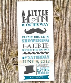 This might be what I'll use to design the invites from! So cute!