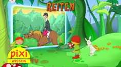 Pixi Wissen TV - Reiten