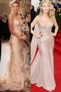 28 Times Blake Lively Dressed Like Serena van der Woodsen in Real Life  - MarieClaire.com