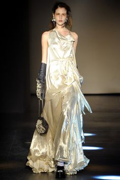 Andreas Kronthaler for Vivienne Westwood - Fall 2012 Ready-to-Wear