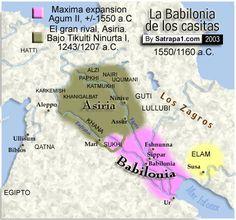 La Historia del Imperio Elamita abarca varias fases comenzando en el cuarto milenio a.c.: Periodo protoelamita (3400-2400 a.C.) Periodo paleoelamita (2400-1500 a.C.), dividido en tres fases, dinast…