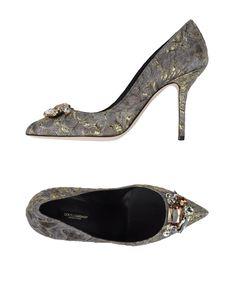 Dolce & Gabbana Pumps Damen - Pumps Dolce & Gabbana auf YOOX - 11107634CL